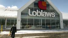 A Loblaws store is seen in Montreal in this file photo. (Ryan Remiorz/THE CANADIAN PRESS)