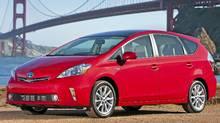 2012 Toyota Prius v. (Toyota)