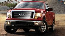 2012 Ford F-150 (Ford Ford)