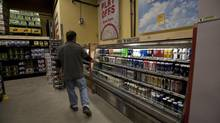 A Beer Store location in Oakville, Ont. (Deborah Baic/The Globe and Mail)