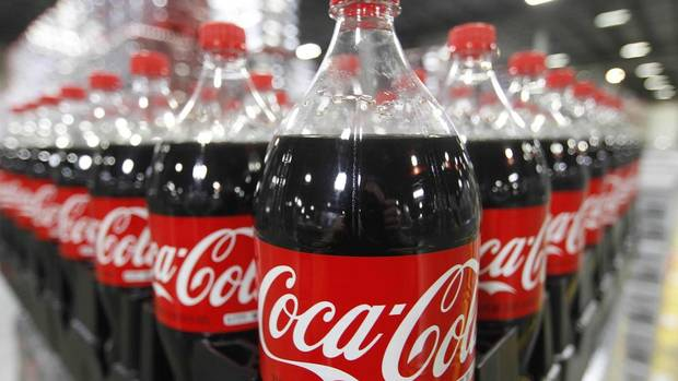 1. Coca-Cola -Brand value: $77.8-billion (U.S.) -Compared to last year's ranking: up 8% -2011 rank: 1 (GEORGE FREY/REUTERS)