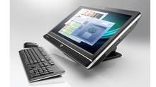 HP Compaq Elite 8300 Touch All-in-One Desktop PC ($929) (Hewlett-Packard)