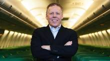 Jump On Flyaways chief executive officer Roger Jewett says the Calgary-based marketing firm hires idle charter aircraft at low rates. (Jump On Flyaways)