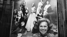 This Oct. 29, 1977 file photo shows Eileen Ford of Fords Models Inc. in New York. (Marty Lederhandler/AP)