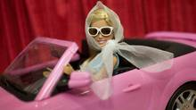 "I know what you're thinking, Barbie: ""Ken would never do anything like that."" (MARK LENNIHAN/AP)"