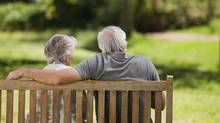 Benefits paid to retirees are an overlooked example of how employers are backpedalling like mad from the commitment they once had to help their workers pay for retirement. (Getty Images/iStockphoto)