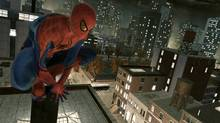 Why Spidey? Why are you in this god-awful game? (Activision)