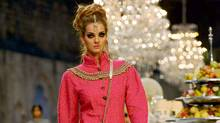 Recently staged at the Grand Palais, Chanel's Métiers d'Art show offered a luxe take on the bygone decadence of India. The collection is part of the growing trend of pre-fall shows, held outside of traditional fashion weeks to feed what one expert calls a 'seemingly insatiable appetite' for new styles. (Getty Images/Getty Images)