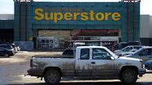 File photo of the Real Canadian Superstore in Fort McMurray, Alta. (Fred Lum/The Globe and Mail)