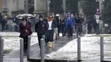 Princeton University (AP Video)