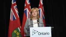 Linda Jeffrey formally quits provincial politics to run for Brampton mayor. (Fred Lum/The Globe and Mail)