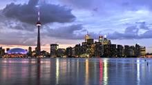 Toronto skyline (Elena Elisseeva)
