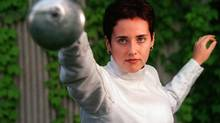 Sherraine Schalm, shown on this June 1999 photo in Ottawa (Julie Oliver/CP)