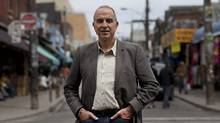 Ken Greenberg, author of 'Walking Home' and one of the world's foremost urban designers. (Moe Doiron/The Globe and Mail)