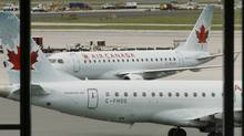 Air Canada to take charge over Aveos shutdown (MIKE CASSESE/REUTERS)