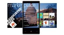 The Windows Phone 7 Series Marketplace hub is the single convenient place where consumers can acquire applications, games, premium Xbox LIVE games, and music to personalize their phone.
