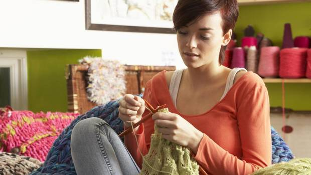 From Diy Fashion Statement To The New Yoga Why Knitting Is Hot Again The Globe And Mail