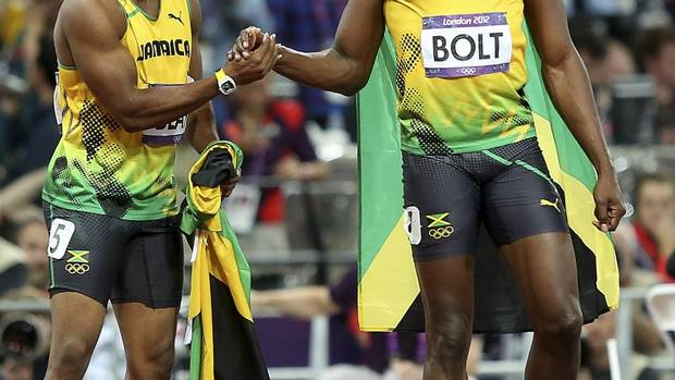 Usain Bolt versus Yohan Blake: How low can they go in the ...