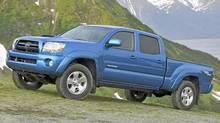 2008 Toyota Tacoma (Toyota)
