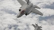Lockheed F - 35 AF1 joint strike fighter (Tom Reynolds)