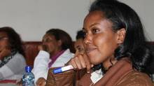Fitih Tesfaye, Owner of Yana Sweets. Photo credit (Arc Initiative)