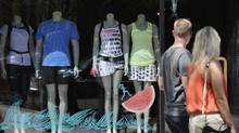 Exteriors of the lululemon store on Queen St. West photographed June 7 2012 (Fred Lum/The Globe and Mail)