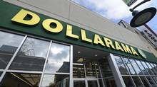 Dollarama was founded as a privately held chain in 1992. (Fred Lum/The Globe and Mail)