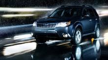 2013 Subaru Forester (Subaru)
