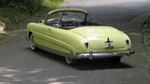 1951 Hudson Pacemaker Brougham convertible