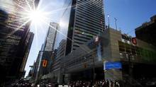 The Big Six banks report their fourth-quarter earnings this week, starting with Bank of Montreal on Tuesday. (Michelle Siu/THE CANADIAN PRESS)