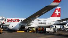 In 2008, shortly after the C Series was officially launched, Bombardier negotiated a $350-million loan from Stephen Harper's Conservative government to help cover the plane's R&D costs. (SeongJoon Cho/Bloomberg)