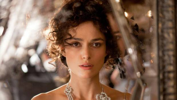 Anna Karenina: Keira Knightley reunites for a third time with director Joe Wright (Atonement, Pride and Prejudice) in this big-screen adaptation of Tolstoy's classic novel. Expect lavish costumes, gorgeously styled sets and melodrama galore – as well as plenty of eye candy from male leads Jude Law and Aaron Taylor-Johnson.