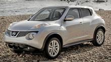 2011 Nissan Juke. (Mike Ditz/Nissan)