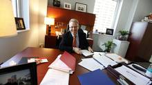Keith Pelley, president of Rogers Media Inc., caused a stir with his remarks about independent producers at a panel discussion. (Deborah Baic/The Globe and Mail)