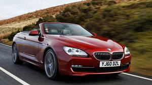 2014 BMW 6 Series Convertible