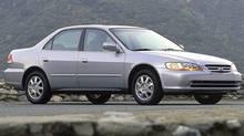 2002 Honda Accord (Honda)