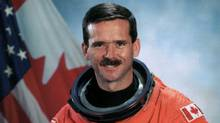 Canadian astronaut Chris Hadfield (NASA)