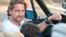 """Gerard Butler in a scene from """"Playing for Keeps."""" (Dale Robinette/AP)"""