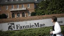 The headquarters of mortgage lender Fannie Mae is shown in Washington Sept. 8, 2008. (Jason Reed/Reuters/Jason Reed/Reuters)