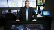 John Proctor, the head of CGI Group's cybersecurity division, says the company spots about 30 million 'events' on its customers' networks every week. (COLE BURSTON FOR THE GLOBE AND MAIL)