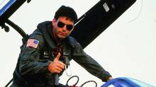 Tom Cruise in 1986 film Top Gun. (KOBAL COLLECTION/PARAMOUNT/KOBAL COLLECTION/PARAMOUNT)