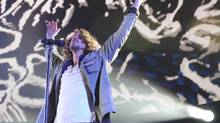 Soundgarden releases King Animal, its first album of new material in a decade and a half Tuesday. (Katy Winn/AP)