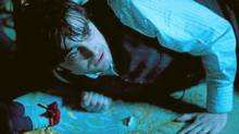 "Daniel Radcliffe in a scene from the supernatural thriller ""The Woman in Black."" (AP Photo/CBS Films)"