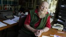 Author Farley Mowat argues that since Canada's north has never been at greater risk, with various countries disputing our claims to sovereignty, the most powerful weapon we have to protect our Arctic border is archeological evidence of exploration and occupancy by Europeans during the past millennium. He puts forth the case that mariners and settlers from the British Isles inhabited this land as early as the sixth century. (Peter Power/Peter Power/The Globe and Mail)