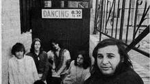 As a teenager, Bernie Finkelstein began working in Toronto's Yorkville, first in the coffeehouses and then managing psychedelic bands. (HANDOUT)