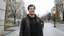 Richard Florida (Tory Zimmerman/The Globe and Mail)