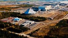 Osisko's Canadian Malartic mine. (daniel rompre)