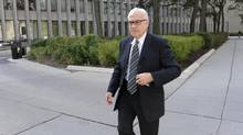 Dr. Stanley Bernstein was reprimanded over his weight-loss advertising. (Fred Lum/The Globe and Mail)