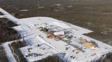 Saleski pilot plant (Handout)