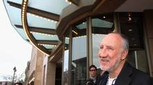 Pete Townshend is planning to return to Stratford, Ont., where Des McAnuff's production of Tommy has moved him to tears. (Dave Chidley/THE CANADIAN PRESS)